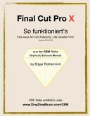 Final Cut Pro X   So Funktioniert s PDF