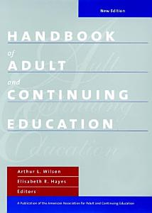 Handbook of Adult and Continuing Education PDF