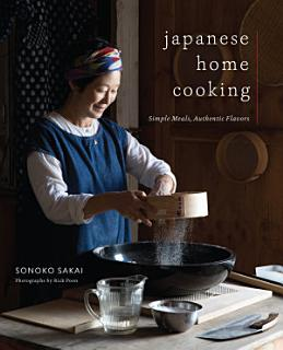 Japanese Home Cooking Book