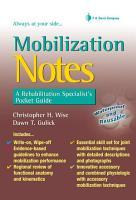Mobilization Notes PDF