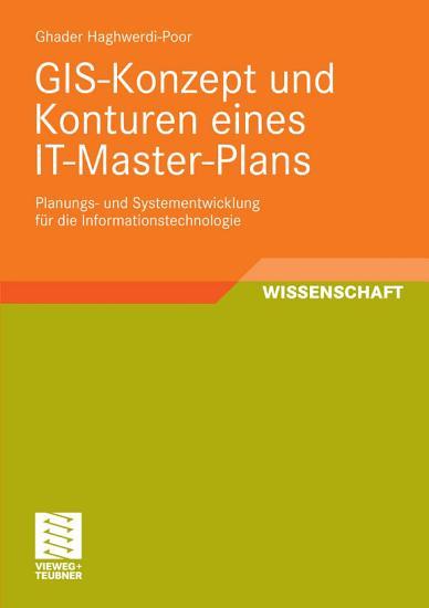 GIS Konzept und Konturen eines IT Master Plans PDF