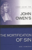 Study Guide for John Owen s The Mortification of Sin