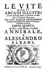 Le Vite Degli Arcadi Illustri: Volume 4