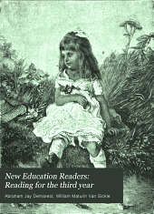 New Education Readers: Reading for the third year