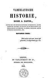Vaderlandsche historie: Volume 7