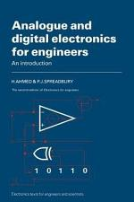 Analogue and Digital Electronics for Engineers
