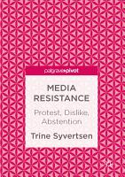 Media Resistance PDF