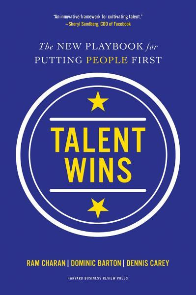 Download Talent Wins Book
