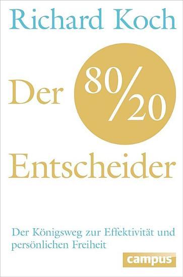 Der 80 20 Entscheider PDF