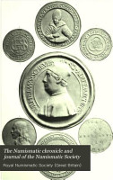 The Numismatic Chronicle And Journal Of The Numismatic Society