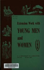 Extension Work with Young Men and Women