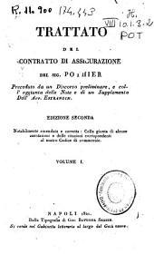 Trattato del contratto di assicurazione