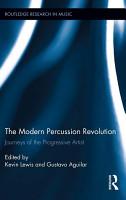 The Modern Percussion Revolution PDF