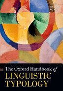 The Oxford Handbook of Linguistic Typology