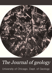 The Journal of Geology: Volume 19