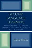 Second Language Learning PDF