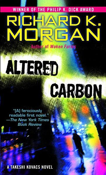 Download Altered Carbon Book
