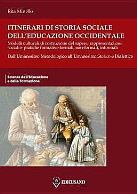 Itinerari di storia sociale dell   educazione occidentale   Volume Secondo PDF