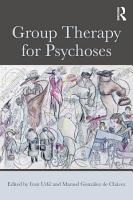 Group Therapy for Psychoses PDF