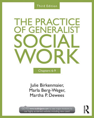 Chapters 6 9  The Practice of Generalist Social Work  Third Edition PDF