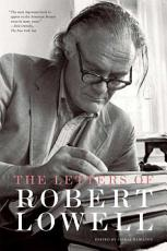 The Letters of Robert Lowell PDF