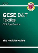 GCSE Design and Technology Textiles OCR Revision Guide PDF