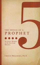 The Office Of A Prophet Book PDF