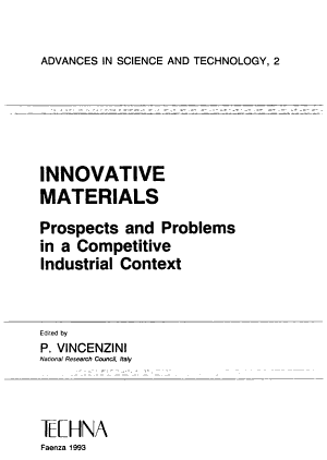 Innovative Materials PDF