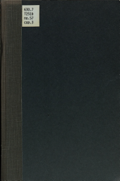 Bulletin of the Agricultural Experiment Station of the University of Tennessee, State Agricultural and Mechanical College: Volume 57