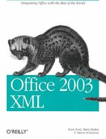 Office 2003 XML PDF