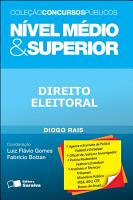 COLE    O CONCURSOS P  BLICOS   N  VEL M  DIO   SUPERIOR   DIREITO ELEITORAL PDF