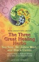 Three Great Healing Herbs