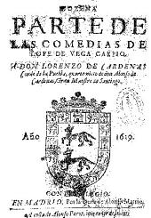 Dozena parte de las comedias de Lope de Vega Carpio...