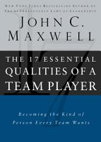 The 17 Essential Qualities of a Team Player PDF