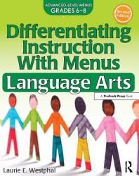 Differentiating Instruction With Menus PDF