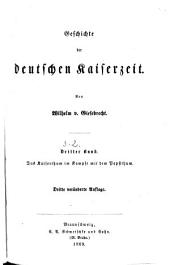 Geschichte der deutschen kaiserzeit: Band 3,Ausgabe 2