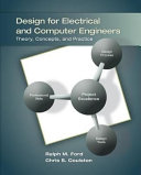 Design for Electrical and Computer Engineers PDF