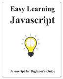 Easy Learning Javascript PDF