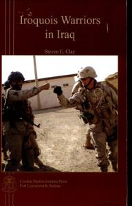 Iroquois Warriors in Iraq