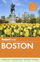 Fodor s Boston PDF