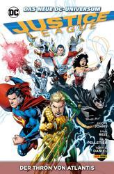 Justice League  Band 3   Der Thron von Altantis PDF