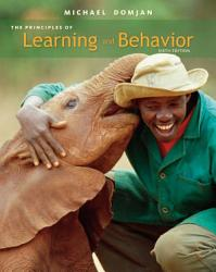 The Principles Of Learning And Behavior Active Learning Edition Book PDF