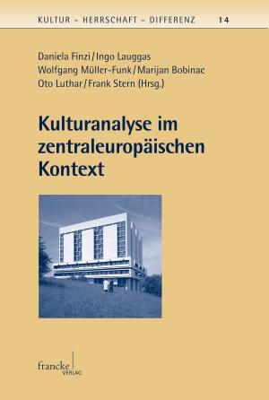 Kulturanalyse im zentraleurop  ischen Kontext PDF