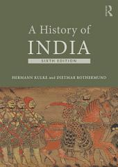 A History of India: Edition 6