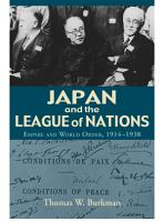 Japan and the League of Nations PDF