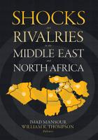 Shocks and Rivalries in the Middle East and North Africa PDF