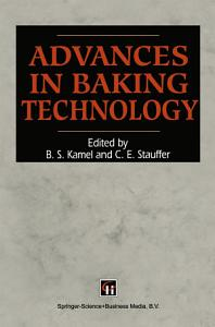 Advances in Baking Technology Book