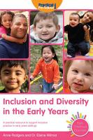 Inclusion and Diversity in the Early Years PDF
