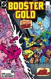 Booster Gold (1985-) #21
