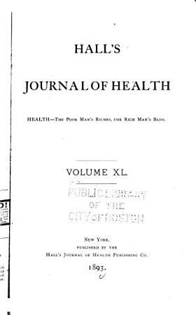 Hall s Journal of Health PDF